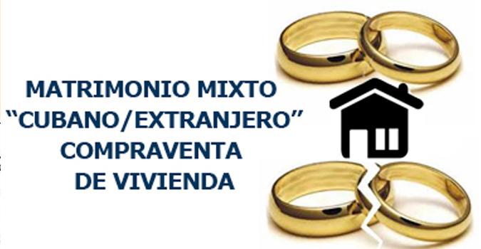 "Matrimonio Catolico Mixto : Matrimonio mixto ""cubano extranjero compraventa de"