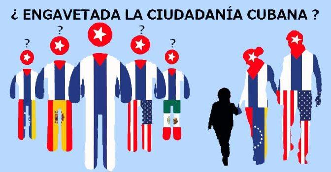 ¿ENGAVETADA LA CIUDADANÍA CUBANA?