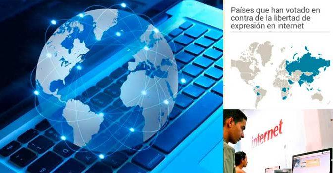 ¿Cuál es el prejuicio DDHH-INTERNET-CUBA?