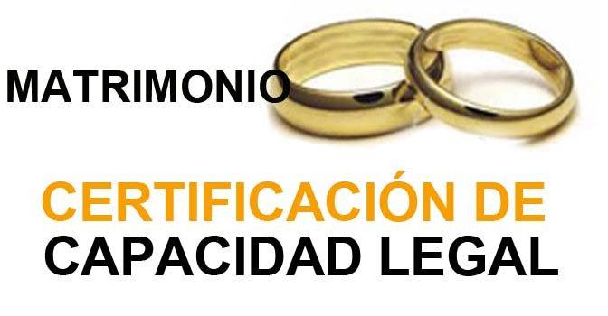 De la formalización del matrimonio de cubanos con extranjeros