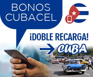 Doble Recarga Cubacel Revolucharge