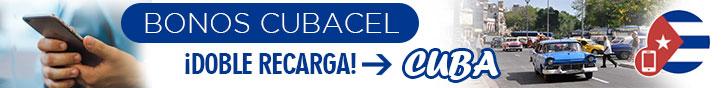 Doble Recarga Cubacel Revolucharge1